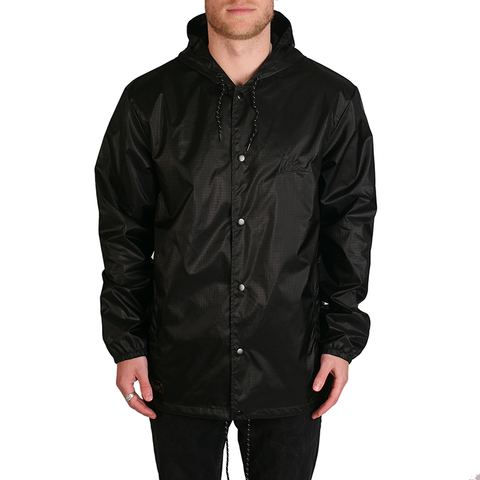 "Imperial Motion - NCT Vulcan Coaches Jacket - Black | Manteau pour hommes ""NCT Vulcan Coaches"" - Noir 