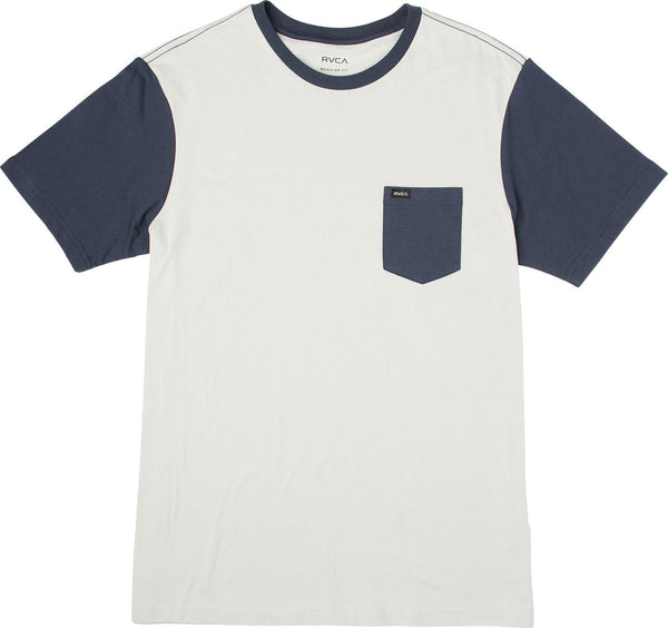 RVCA Men's Change Up T-Shirt - Mirage | Almasty Outdoor Co.