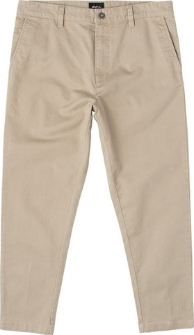 RVCA Hitcher Pants - Dark Khaki | Almasty Outdoor Co.