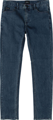 RVCA Rockers Denim Pants - Acid Blue | Almasty Outdoor Co.