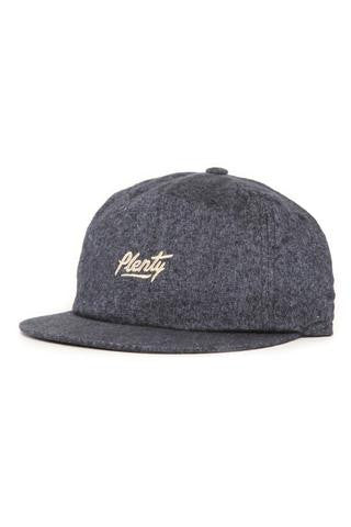 "Plenty - Baseball Cap - Chambray | Casquette  ""Baseball"" -  Grise 