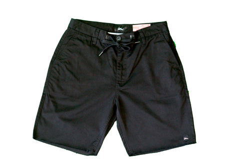 Rogers Walk Short - Black | Short pour hommes ''Rogers Walk'' - Noir - Almasty Outdoor Co.