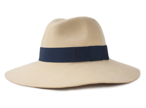 "Piper Hat - Bone | Chapeau ""Piper"" - Blanc Cassé - Almasty Outdoor Co."