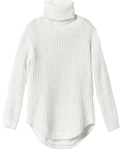 RVCA Esky Pullover Sweater - Vintage White | Almasty Outdoor Co.