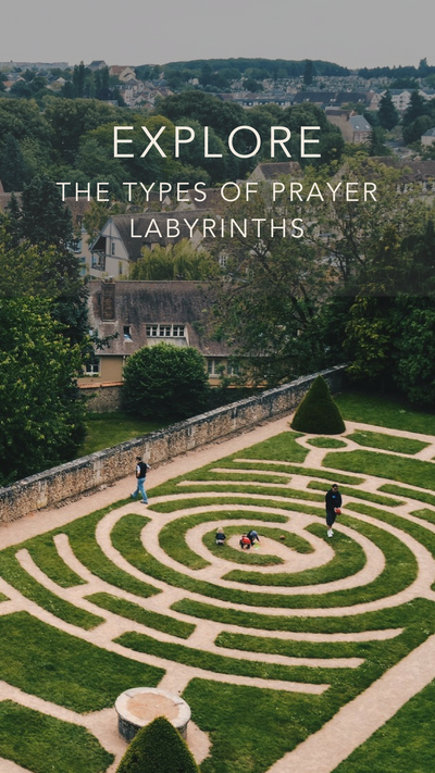 Explore the Different Types of Prayer Labyrinths