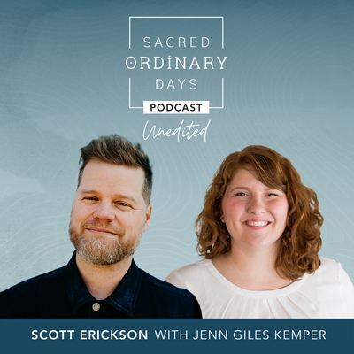 [Unedited] Scott Erickson with Jenn Giles Kemper