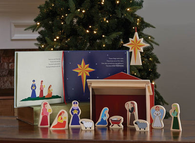 A Favorite (new) Advent Tradition for Your Family: The Christmas Star from Afar
