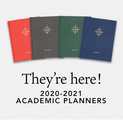 Launch Day: NEW Sacred Ordinary Days Academic Planners are here!