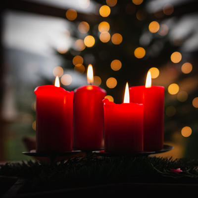 What traditions help you welcome Advent?