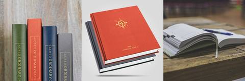 pre-order your 2020 Liturgical Year A daily planner today