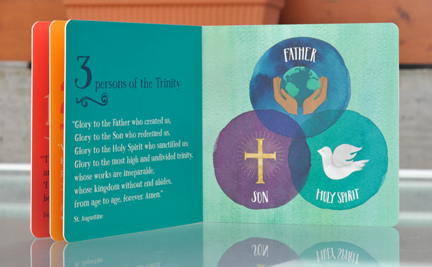 Baby Believer Board Books by Catechesis Books