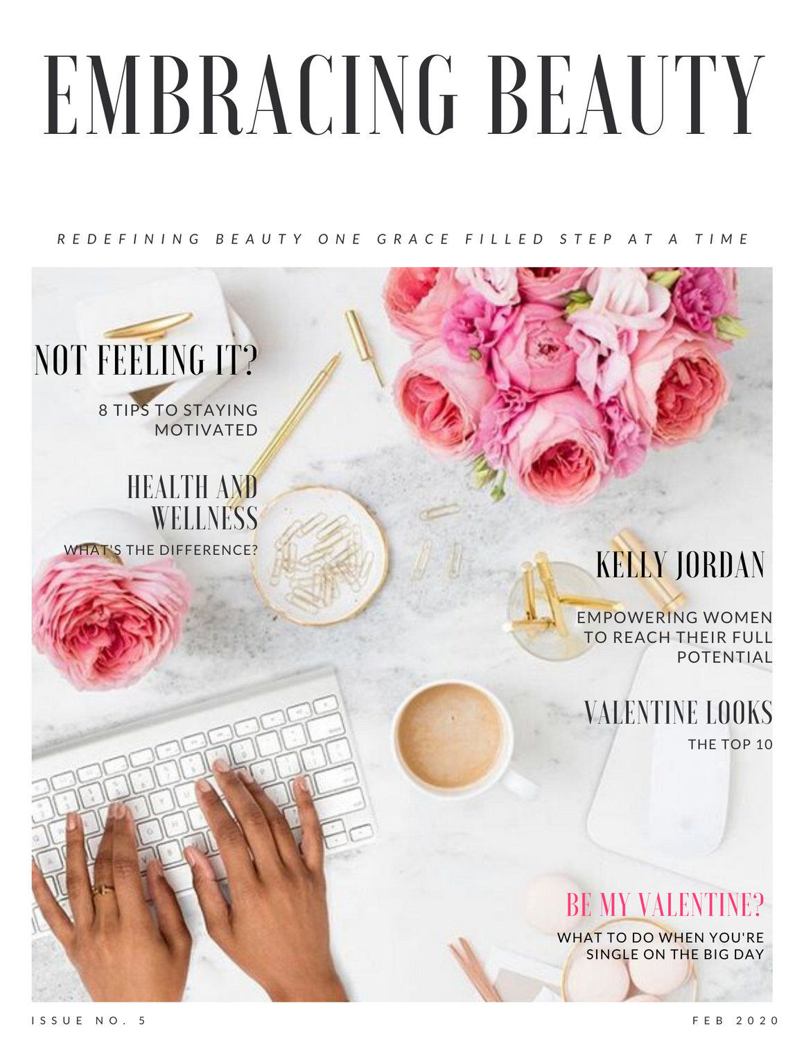 Embracing Beauty Magazine #5