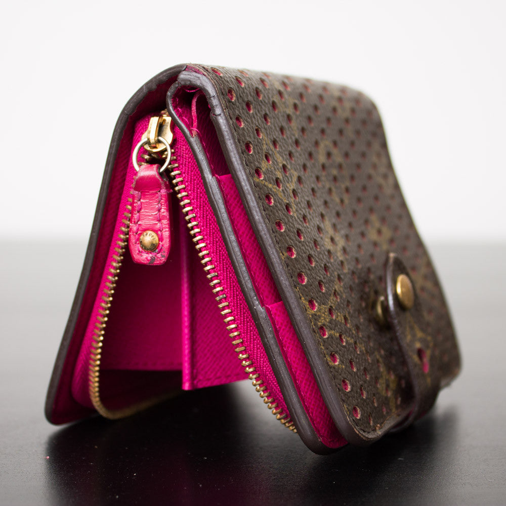 LOUIS VUITTON ZIPPY LIMITED EDITION