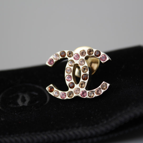CHANEL SPILLA CON BRILLANTI