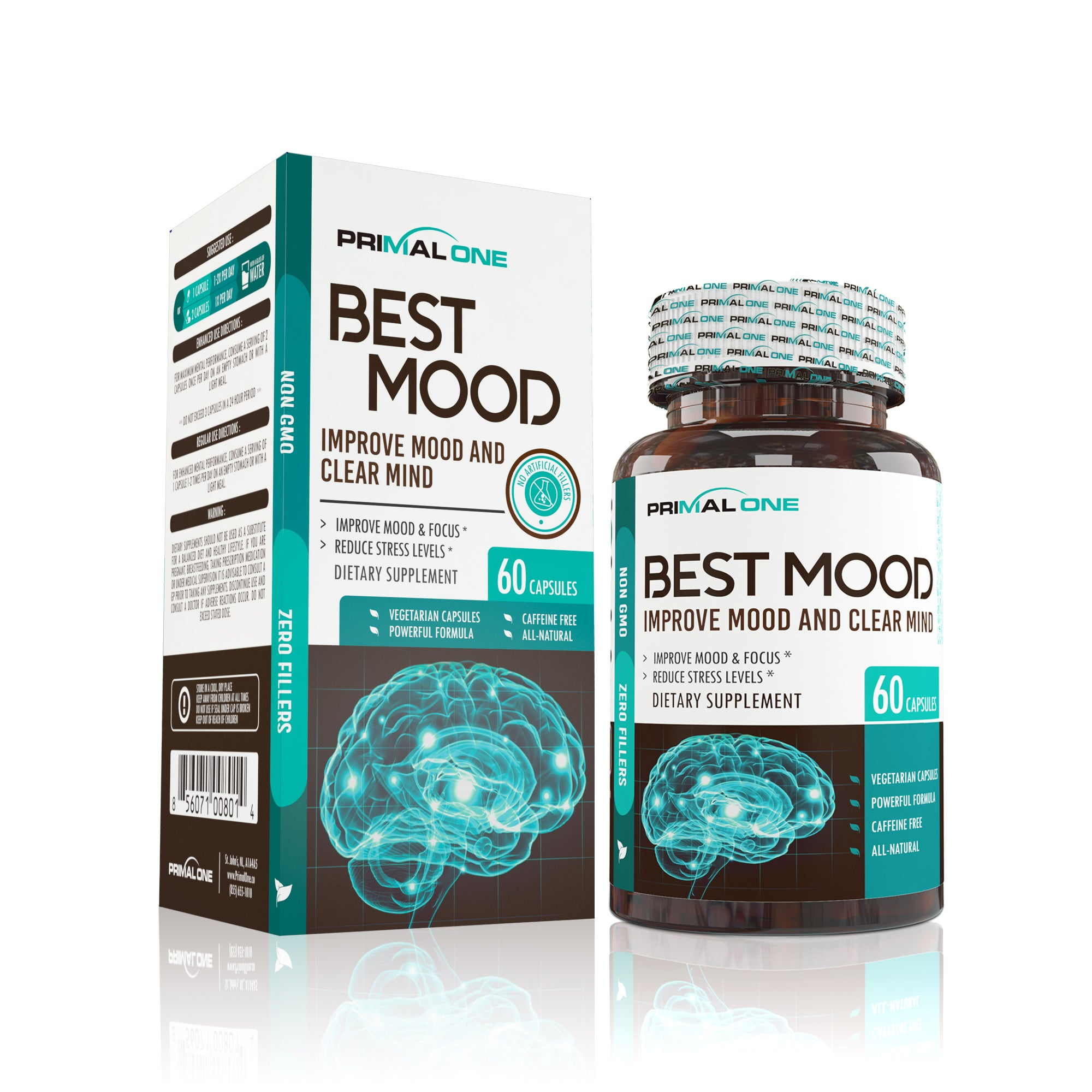 --BEST MOOD - Mood Support Supplement--