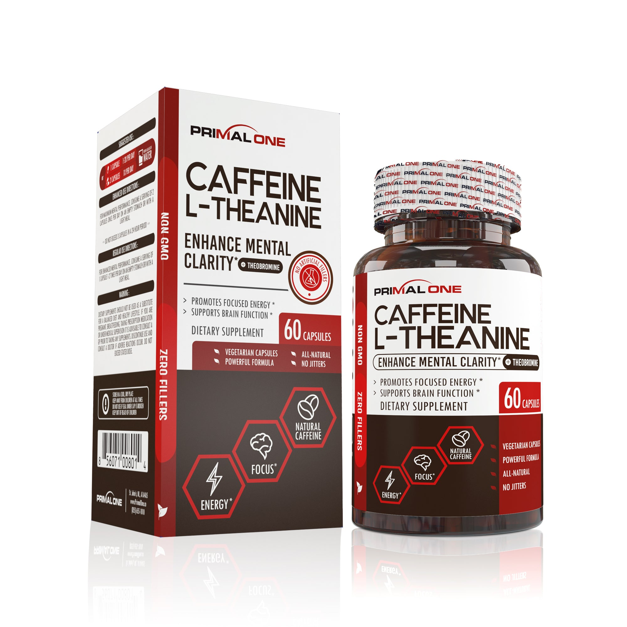 --CAFFEINE L-THEANINE--