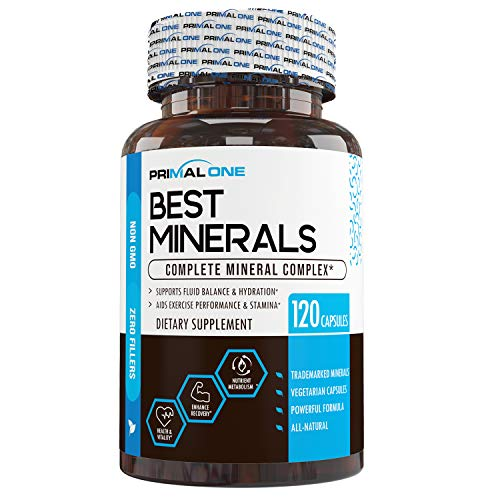 Best Minerals - Complete Mineral Complex