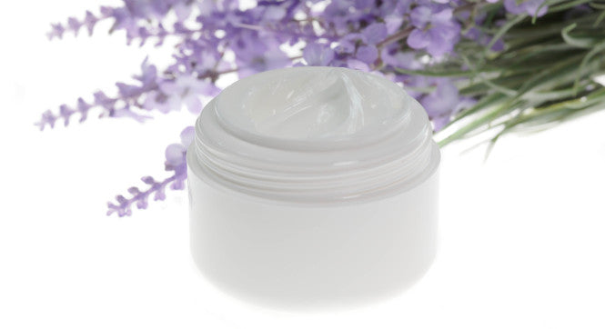 Frankincense Lavender Body Cream Recipe