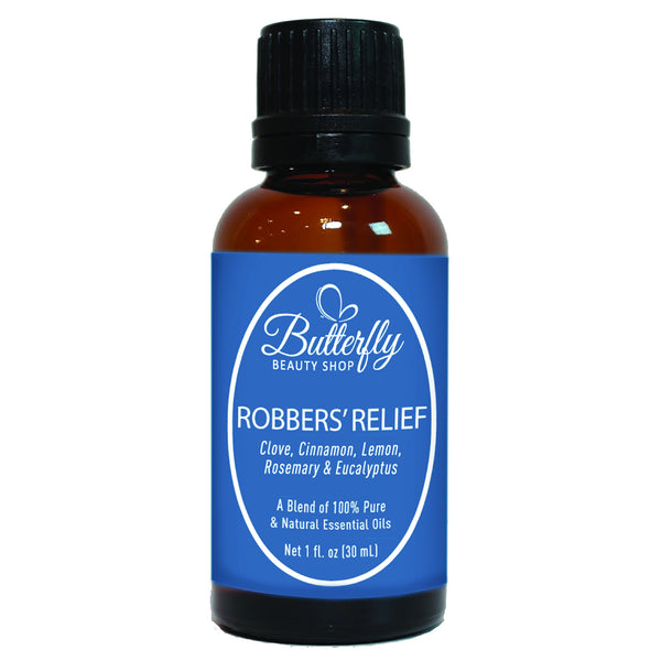 Robbers' Relief Essential Oil Blend