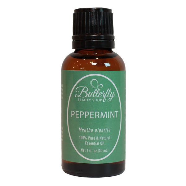 Fall & Winter Essential Oil Set: Peppermint, Frankincense & Robbers' Relief.