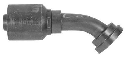 Code 61 Flange 45° 6-Wire Hose Fittings