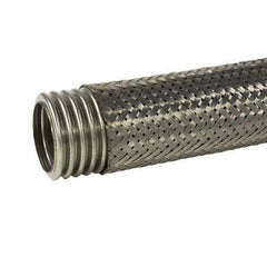 316 Stainless Steel Braided Hose-Stainless Steel Metal Hose-Hose in a Hurry