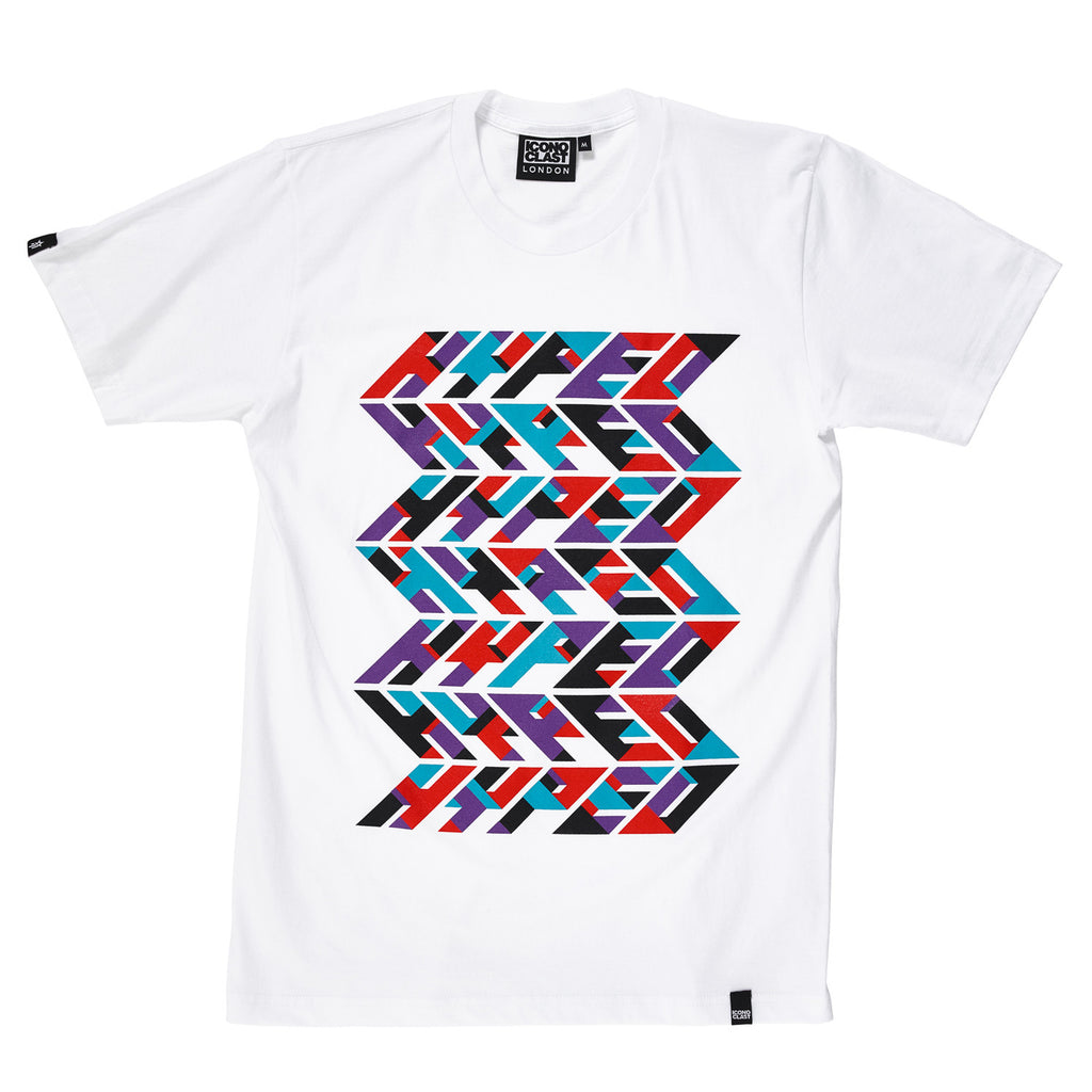 """HYPED"" illusion t-shirt"
