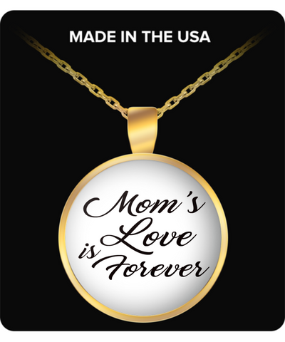 Mom's Love Necklace