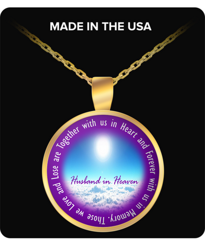 Together with us in heart and forever with us in memory necklace together with us in heart and forever with us in memory necklace aloadofball Gallery