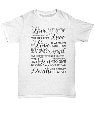 A Love Beyond Death Tee