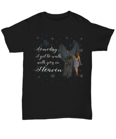 A Walk With My Angel Shirt