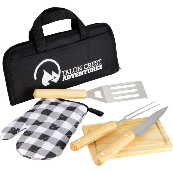 5 pc BBQ Set with your logo