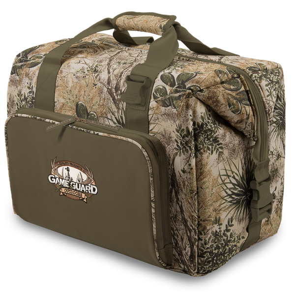 Gameguard camo cooler bag