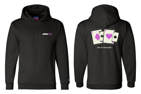 PokerGO Device Suits Hoodie