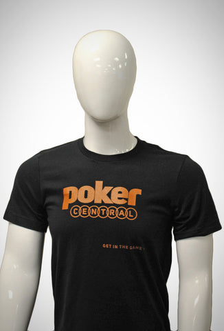 "Poker Central <br> ""HQ"" Tee"