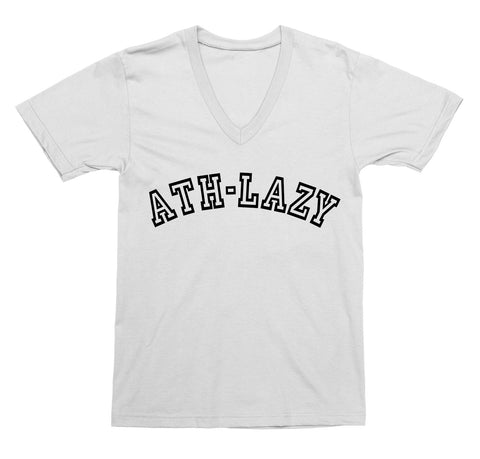 Ath-Lazy V-Neck