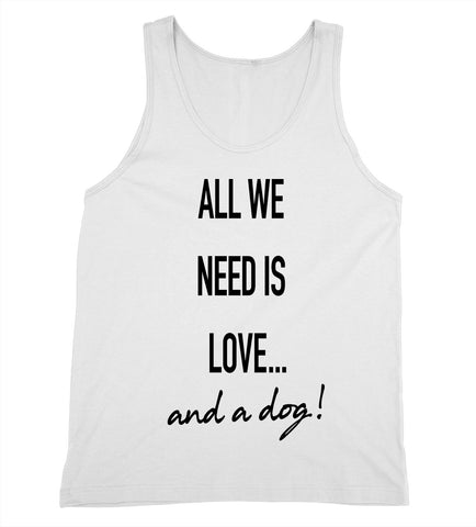 All We Need Is Love Tank