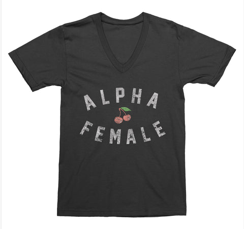 Alpha Female V-Neck