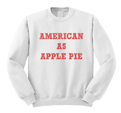 Apple Pie Sweatshirt