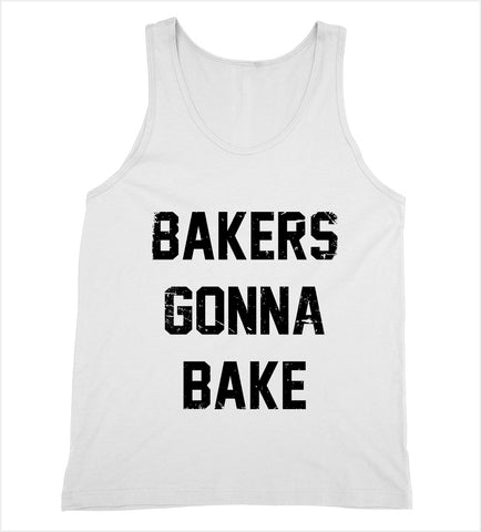Bakers Gonna Bake Tank