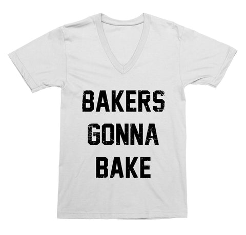 Bakers Gonna Bake V-Neck