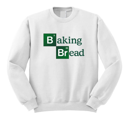 Baking Bread Sweatshirt