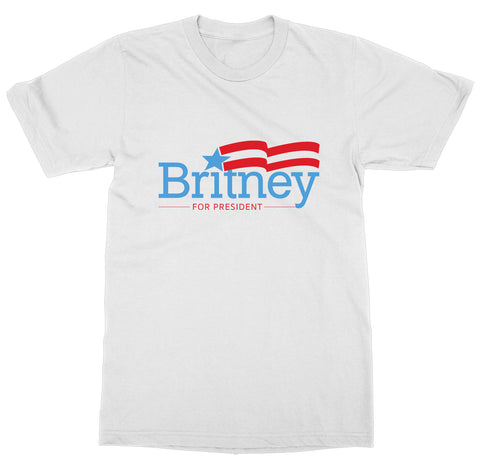 Britney for President T-Shirt