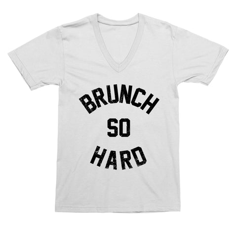 Brunch So Hard V-Neck