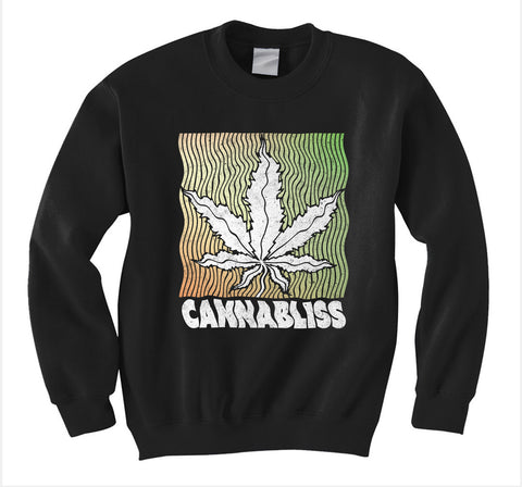 Cannabliss Sweatshirt