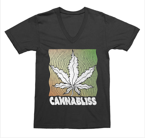 Cannabliss V-Neck