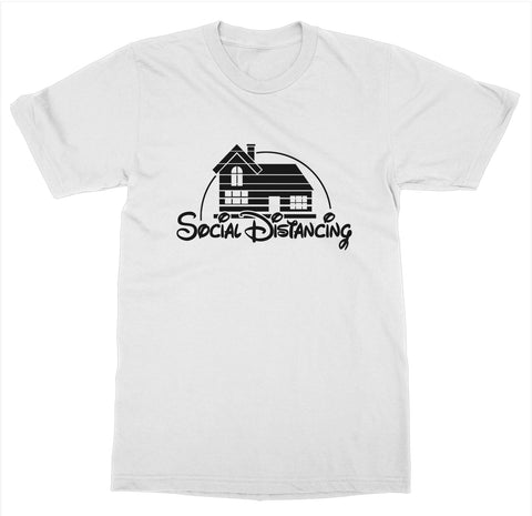 Disney Distancing T-Shirt