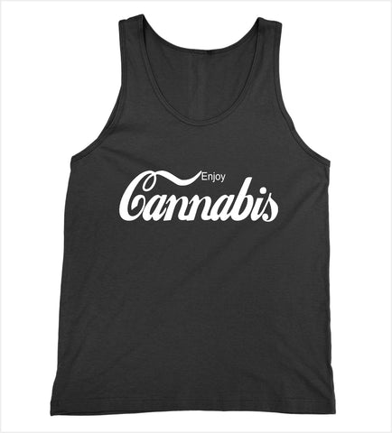 Enjoy Cannabis Tank