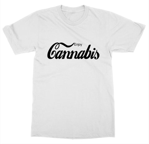 Enjoy Cannabis T-Shirt
