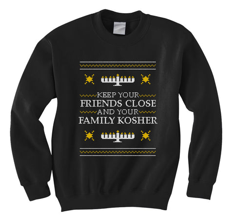 Kosher Family Sweatshirt